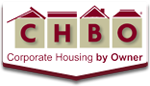Powered by, Corporate Housing by Owner (CHBO)